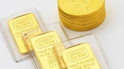 Gold Bars vs Gold Coins